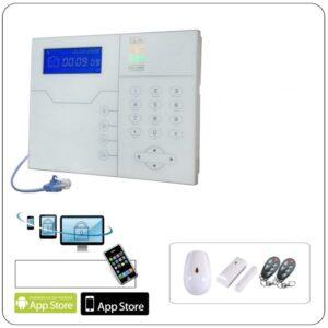 WIFI/IP/PSTN/GSM PLUG&PLAY