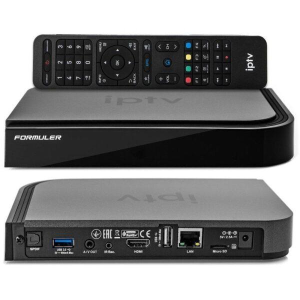 FORMULER TV BOX- KODI