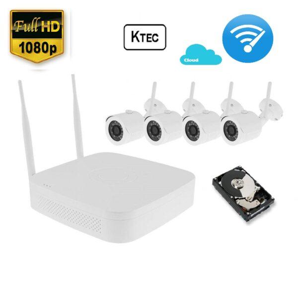 ktec wifi 4ch NVR KIT HD keepmesafe.gr 1 full hd