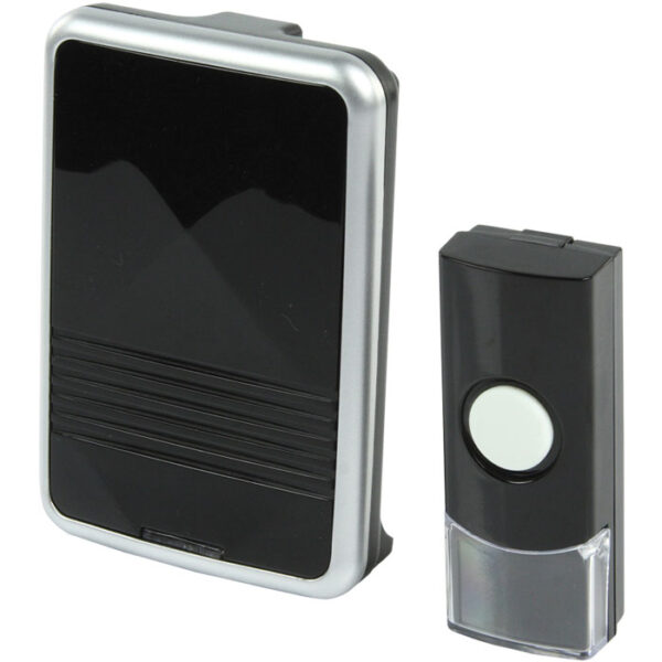 wireless doorbell ασύρματο κουδούνι πόρτας αδιάβροχο keepmesafe.gr