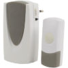 wireless doorbell ασύρματο κουδούνι πόρτας keepmesafe.gr