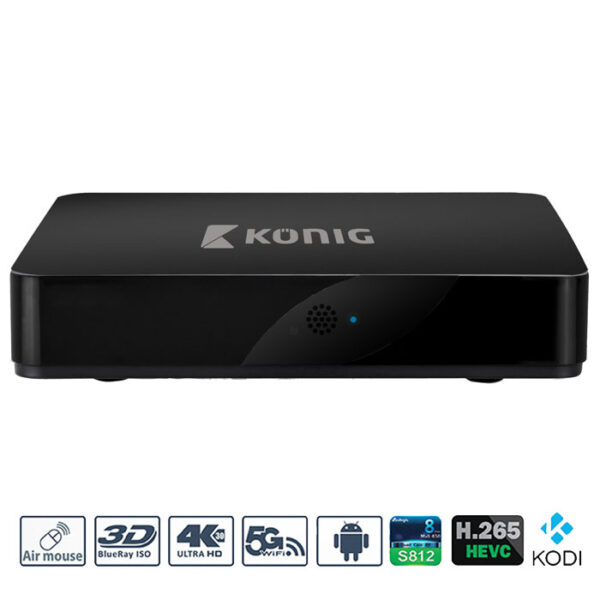 1 ANDROID TV BOX kodi