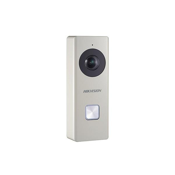 hikvision Ασύρματο WiFi δικτυακό κουδούνι, ενσωματωμένη κάμερα 2MP full HD ανιχνευση κίνησης motion detection