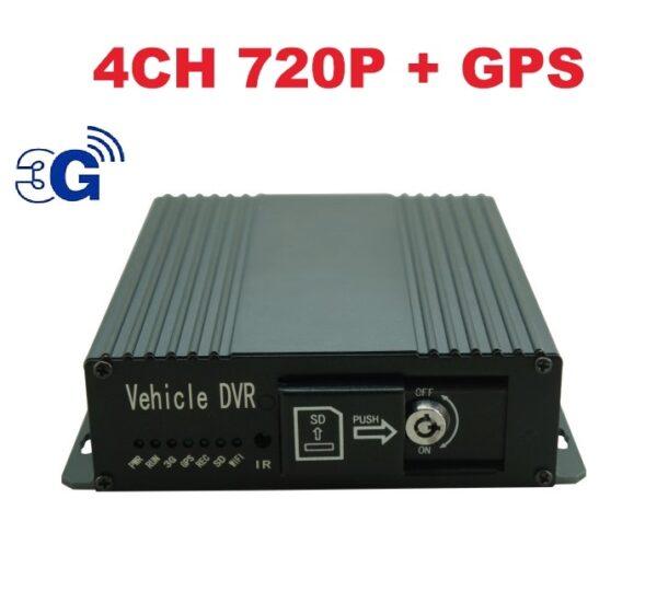 ARTEC 327 CAR DVR 720P 4CHANNEL 3G