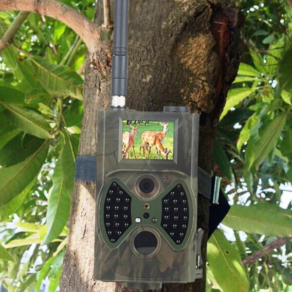 CAMERA OUTDOOR -3G MMS EMAIL