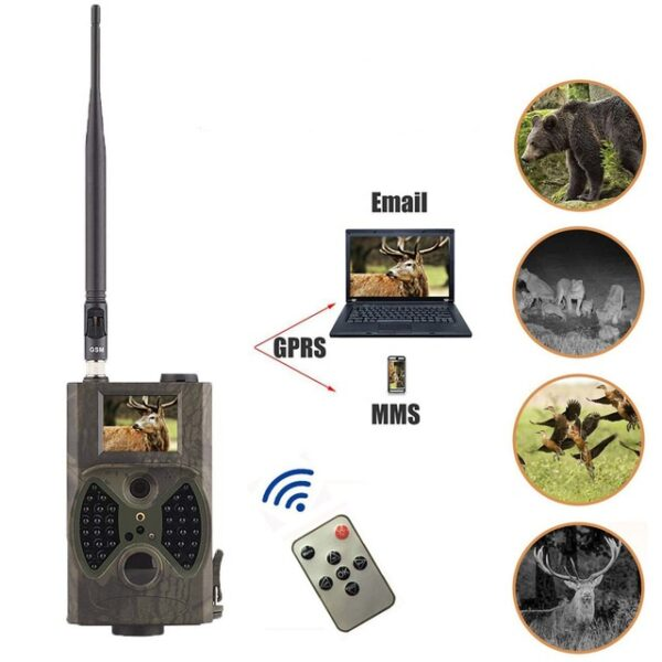 -Photo-Traps-Email-MMS-GSM-1080P-Night-Vision-Hunting-Traps-HC300M-Wild-Hunting-Camera-T