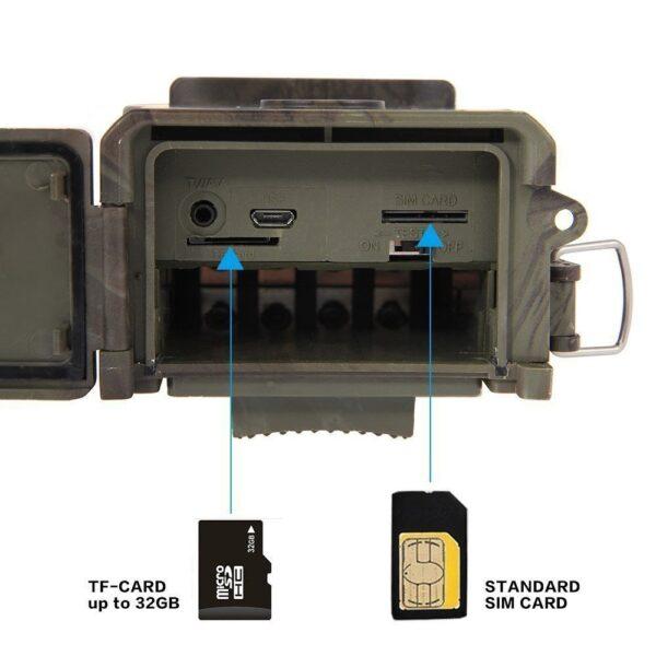 Scouting-Hunting-Camera-HC-300m-hd-gprs-mms-digital-SUNTEK-12MP-1080P-