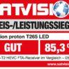 Edision-proton-T265-LED—Preis-Leistungssieger