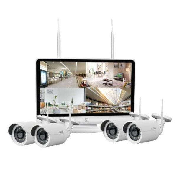 EOS WIFI NVR KIT 4 CAM