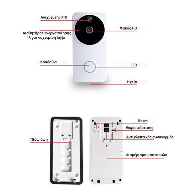 WDB 100 WIFI-DOORPHONE