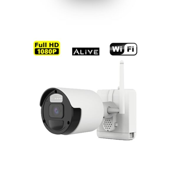 WL-AB200BAT ALIVE IP WIRELESS CAMERA ΜΕ ΜΠΑΤΑΡΙΑ